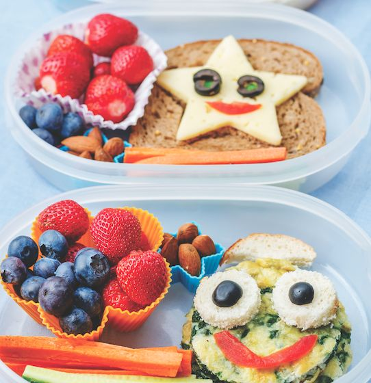 Lunch Box Brighteners