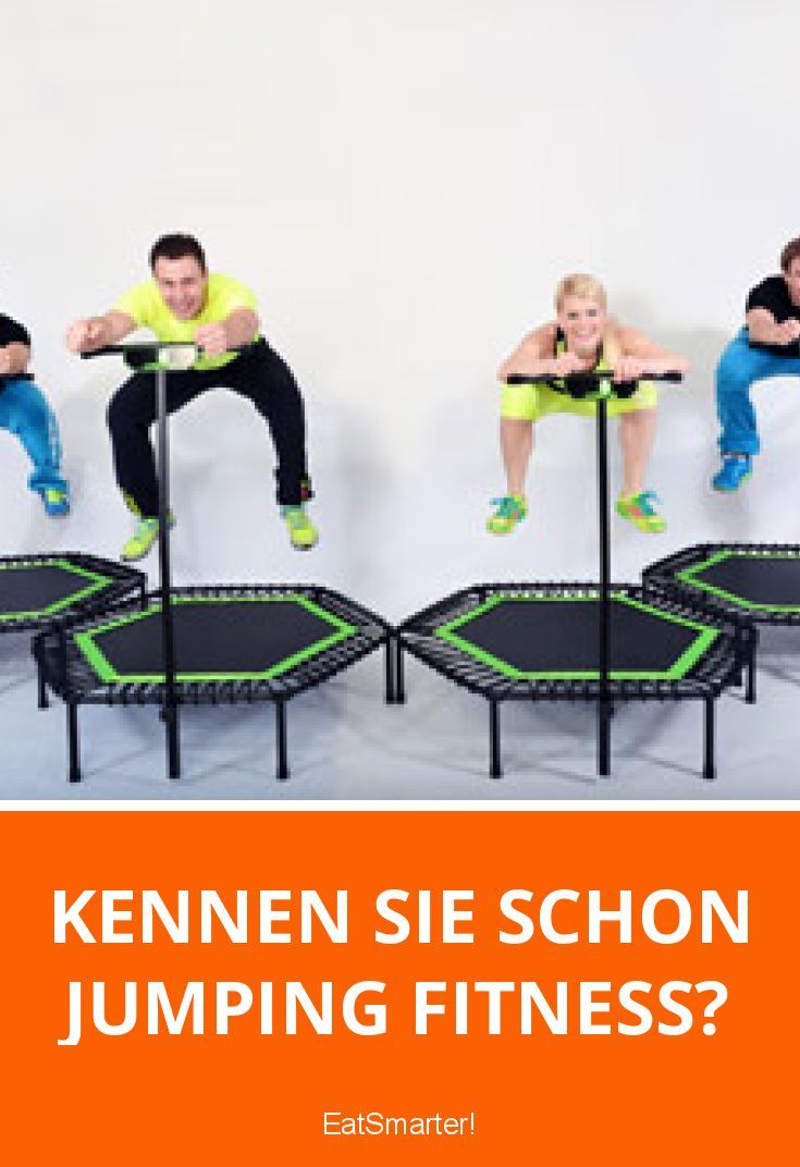 Kennen Sie schon Jumping Fitness? | eatsmarter.de