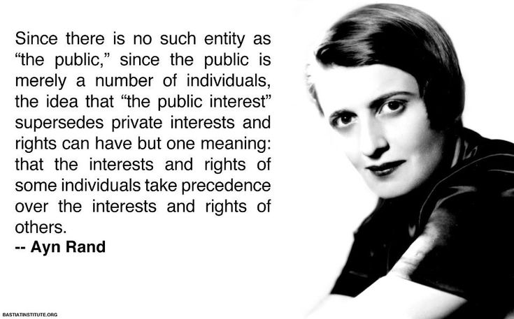 quotes by ayn rand | Movie Review: Atlas Shrugged Part 2 – A Big Middle Finger to ...