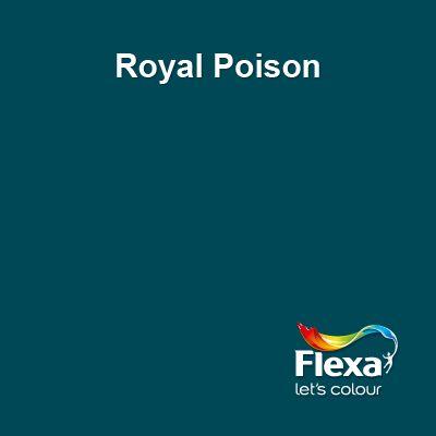 Flexa Creations kleur: Royal Poison