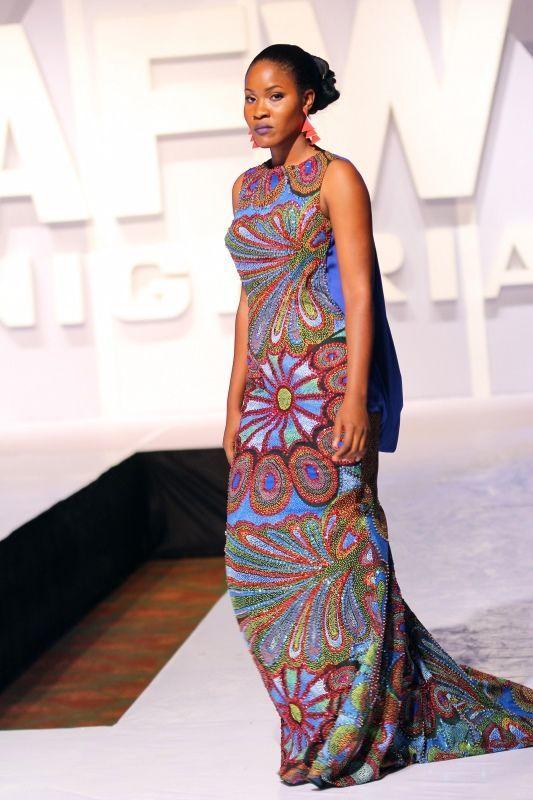 Africa Fashion Week Nigeria Zizi Cardow African Fashion Ankara Kitenge African Women