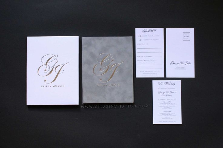 30 best suede wedding invitation images on pinterest gold vinas invitation suede invitation hardcover invitation suede gray gold font gold initial custom wedding invitation sydney wedding invitation stopboris Gallery