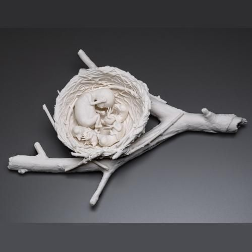 Many of you are probably already familiar with Kate MacDowell. She is a pretty incredible artist. I was inspired to share some of he...