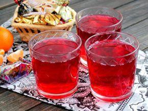 Чай каркаде с имбирём, рецепт с фото