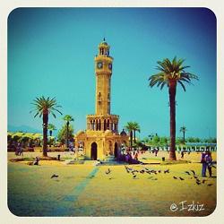 Izmir clock tower-http://www.guidora.com