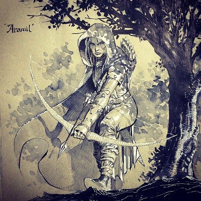 Arqueiro - Jim Lee