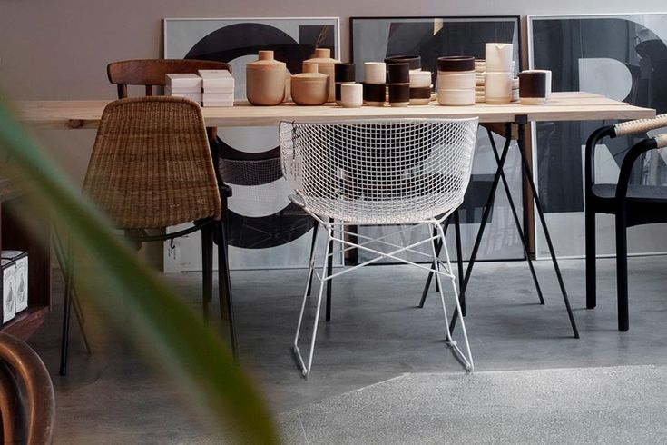 Arkys dining chair by Eumenes