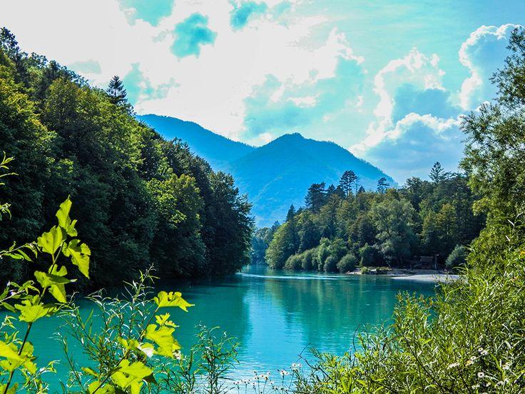 Slowenien Soca, Tolmin - Metal Camp  * Abenteuer * Individualreisen * Outdoor * Bushcraft * Natur *  www.treat-of-freedom.de