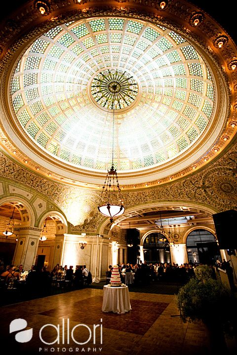 best chicago wedding venue pictures by chicago wedding photographer allori photography chicago cultural center