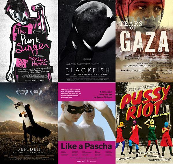 10 dokumentärfilmer du måste se! hejblekk