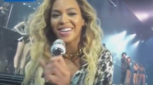 Beyoncé Sings Happy Birthday To One Very Lucky Fan