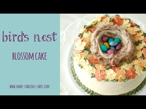 15 best Make Fabulous Cakes Videos images on Pinterest Flower