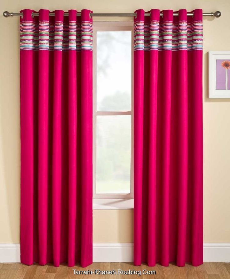 The 25+ best Pink bedroom curtains ideas on Pinterest   Pink home ...