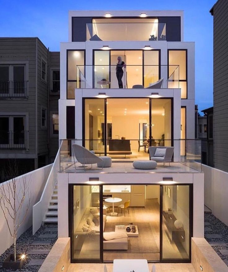 A Flat House from San Francisco
