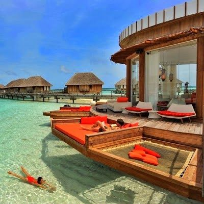 I want to travel to resort spas in the middle of now where. Where no one can find me. Just me and my own mind.