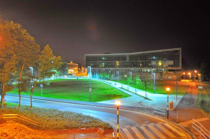 NUIG campus Galway