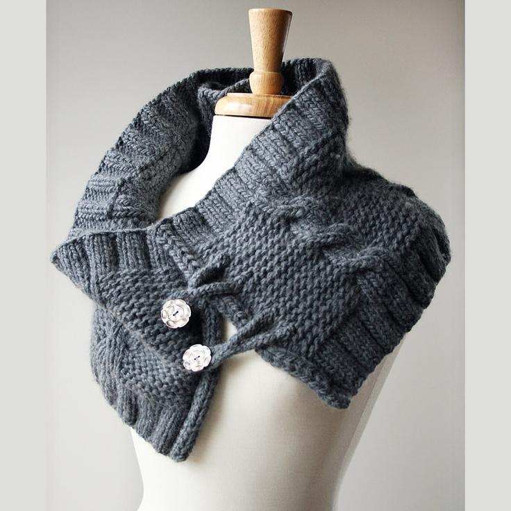 Organic Merino Wool Knit Wrap - Romantic Ivory White - Fall Winter Wedding Wrap Bridal Shrug Bolero Idea. $220.00, via Etsy.