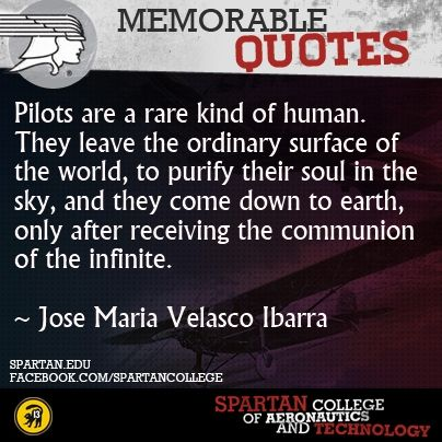 Jose Maria Velasco Ibarra #quote #aviation