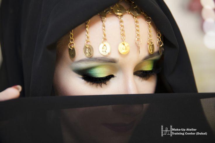 www.make-up.ae Full basic make-up course: http://www.make-up.ae/courses/full-basic-make-up-course/