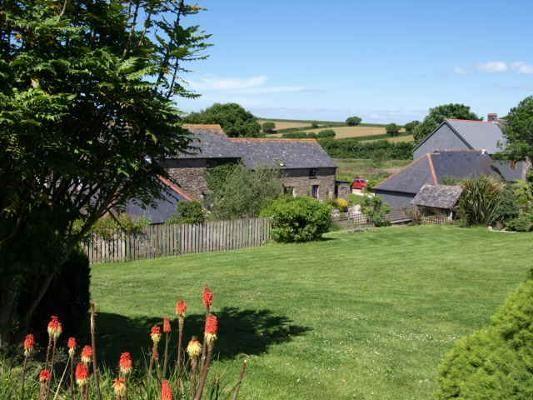 Polean Farm Looe Cornwall