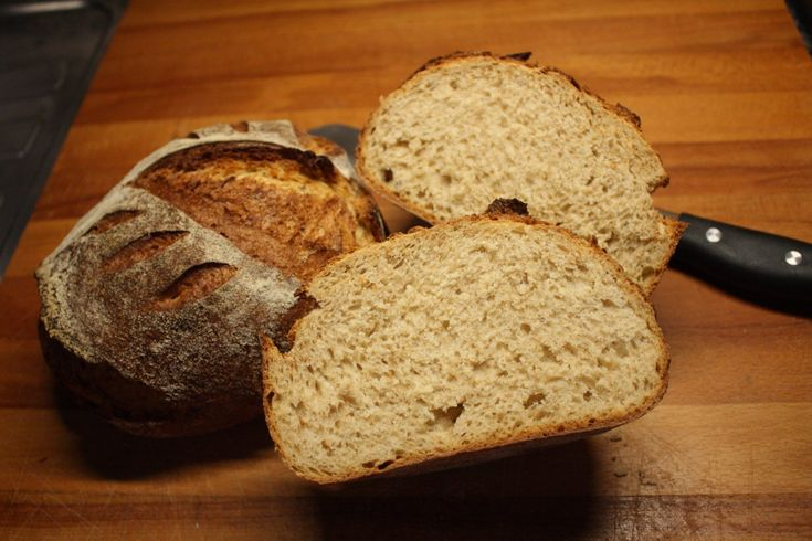 Pane alla birra e miele - honey and beer bread