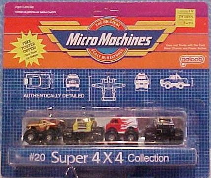 "Micro Machines ""If it doesn't say Micro Machine, then it's not the real thing!"" #80s #galoob Commercial at http://youtu.be/j2egGfd5j_k"