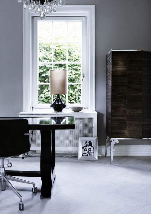 Grey walls white trim home pinterest grey walls for Grey walls white trim