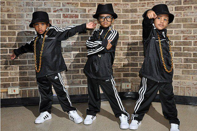 THREE BROTHERS WITH THREE STRIPES : RUN-DMC AND ADIDAS - Sneaker ...