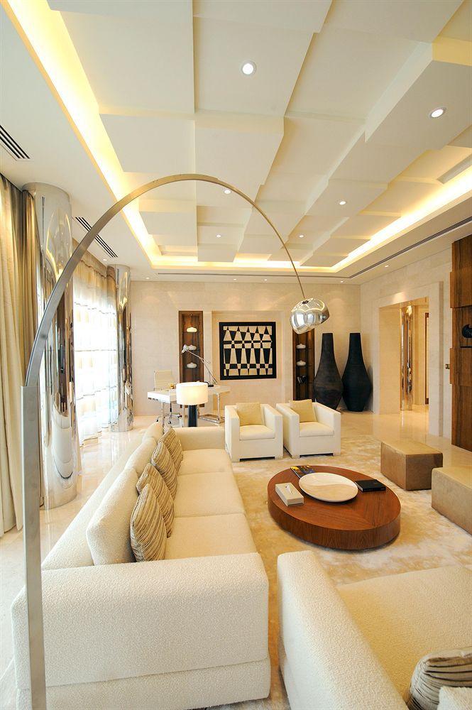 Raffles Dubai Hotel Living Room http://ilovedubai.co/ #hotel #dubai #travel
