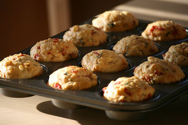 Muffin alle Melanzane bimby