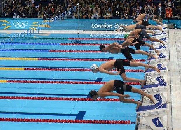 30 best images about swimming on pinterest sports stars natalie coughlin and beijing for Beijing swimming pool olympics