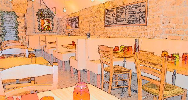 Restaurant tapas espagnol Vieux Lyon la Paloma del sol