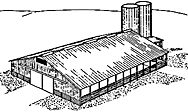 Outbuildings together with Woodoutdoors moreover Plan Of Office furthermore Plans To Build A Jewelers Bench also 16 X 24 House Plans. on sheddiy