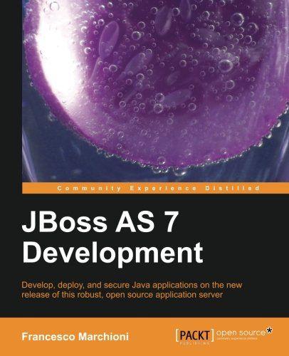 I'm selling JBoss AS 7 Development by Francesco Marchioni - $10.00 #onselz