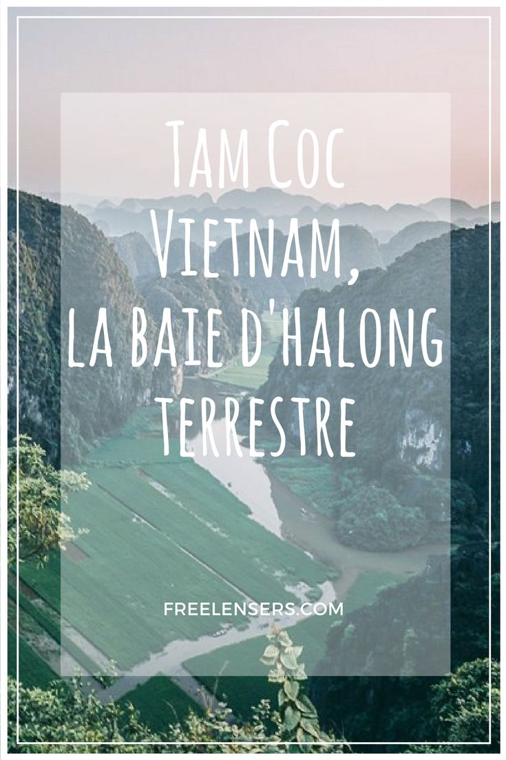 Vietnam, Asie : Tam Coc, la baie d'Halong terrestre. Sur notre blog voyage et photo nous vous partageons nos conseil, astuces, guides et itinéraires à travers nos récits et carnets de voyage. Vous recherchez comment préparer vos vacances ? Une idée de destination ? Quand partir ? Les activités à faire et les endroits à voir ? Découvrez nos aventures autour du monde ! #vietnam #tamcoc #asie #voyage #halongbay #halong #visitvietnam