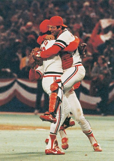 The Cardinals are celebrating the 30th anniversary of their 1982 World Series win this weekend.  Tomorrow (August 5th) marks the tenth anniversary of the death of Darrell Porter, the MVP of that series. Porter is one of only six players ever  to be named the LCS MVP and the World Series MVP in the same postseason.  RIP Darrell Porter-- one of my favorite Cardinals!