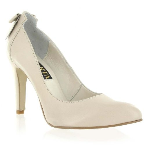 Beige Leather Court, Was £95, Now £76, #Weddings