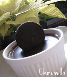 Flan de Galletas Oreo (Thermomix)