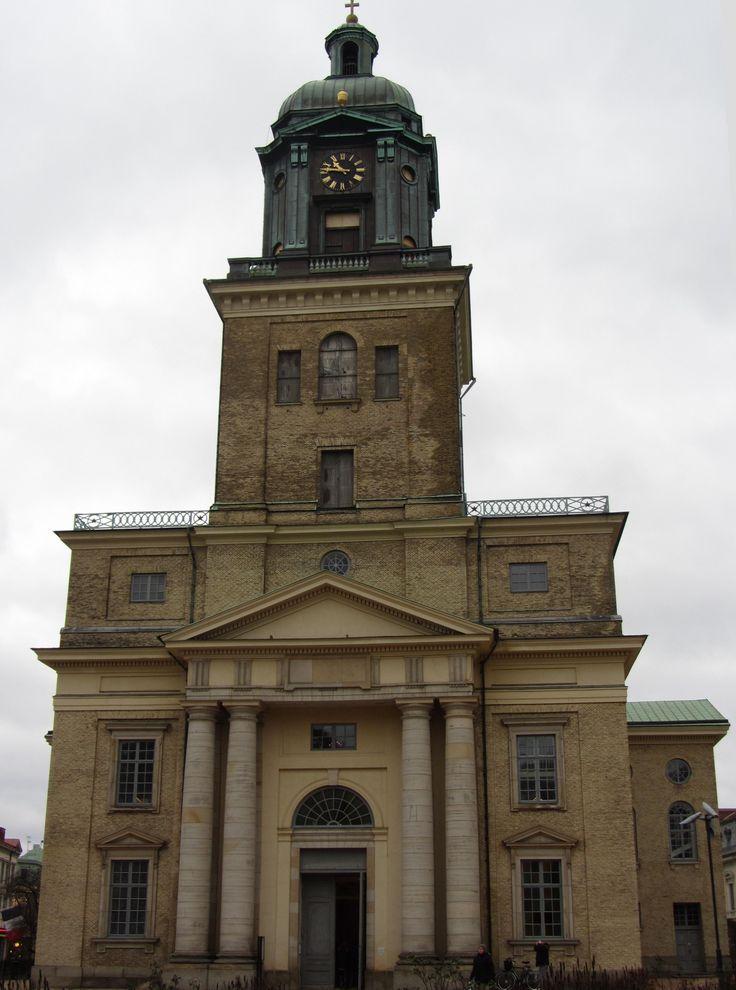 goteborg szwecja  katedra