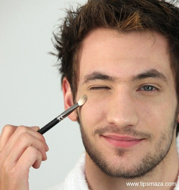 Face Makeup Tips for Men