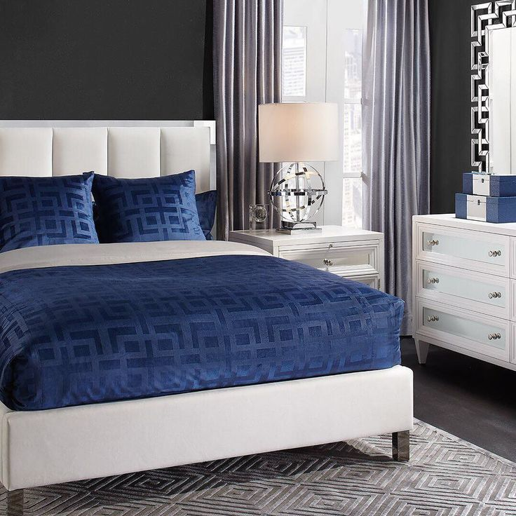 19 Best Navy Silver Bedroom Ideas Images On Pinterest: Best 25+ Silver Bedroom Ideas On Pinterest