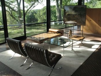Ludwig Mies Van De Rohe   X Table At The Tugendhat House, 1930