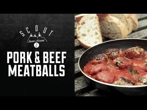 How to make Pork and Beef Meatballs with Bondi Harvest (as seen in Episode Four of Bells to Bondi). #BellstoBondi