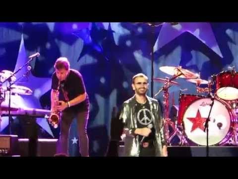 Ringo Starr and His All Starr Band - Legends In Concert - YouTube