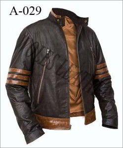 Model Jaket Kulit Wolverine; Kode: A-029