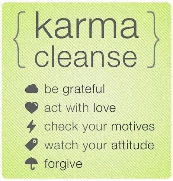 Karma is a key part of Buddhism, Hinduism, Jainism, and Sikhism.