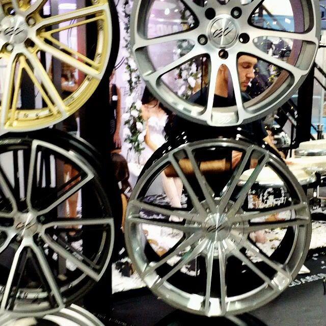 CEC wheels