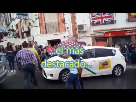 Boda hija Duque Wellington en Illora - YouTube