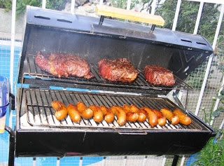 Eating Chilean: Eating Asado Chileno: Chilean Barbecue