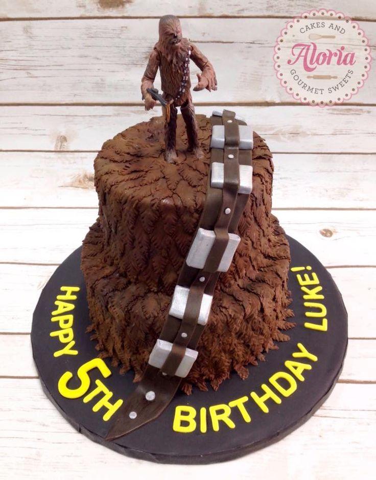 Star Wars Cake Funny